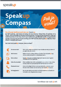 Flyer Speakup Compass
