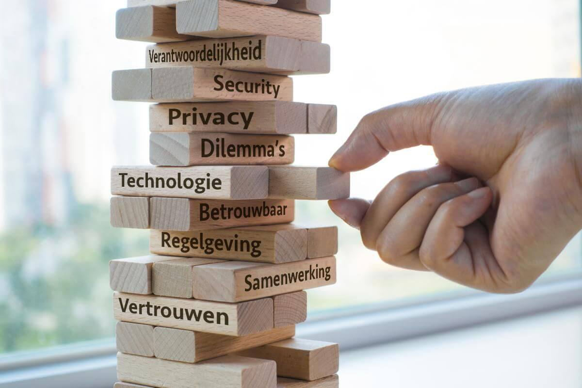 Technologische dilemma's privacy en security blog