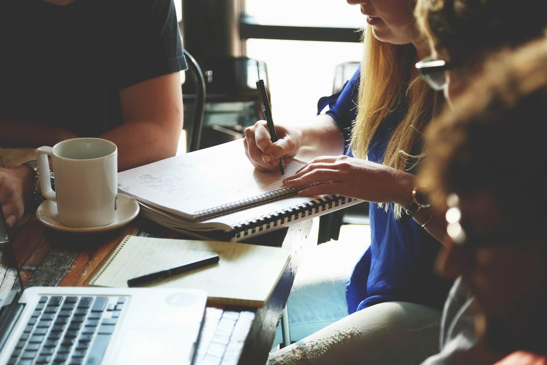 interview met developer over efficiëntie